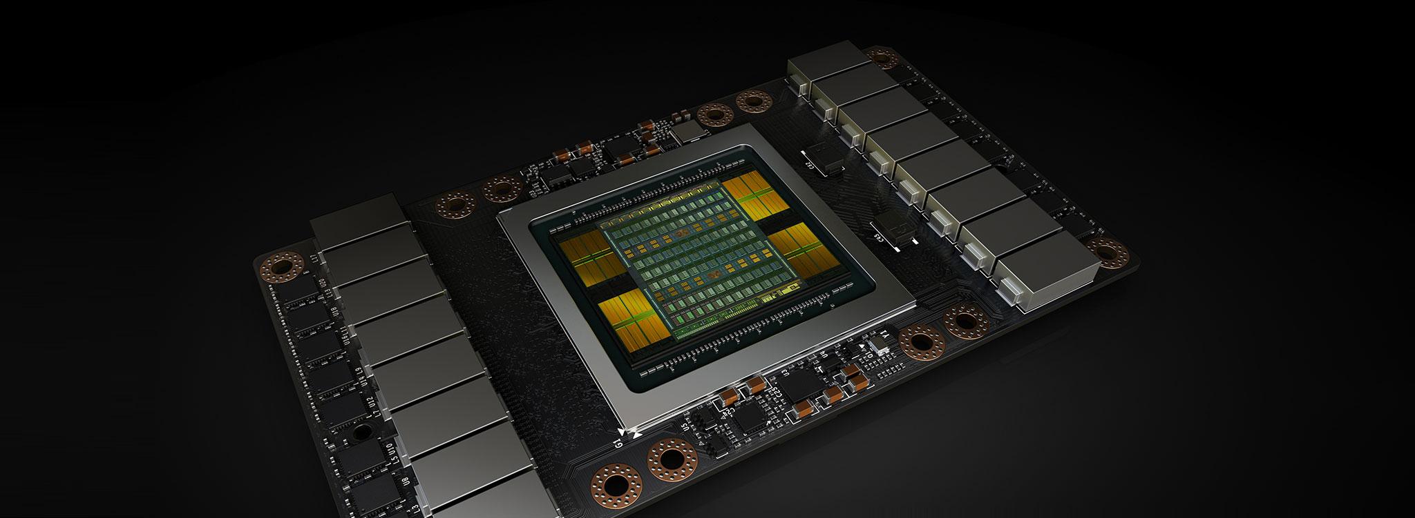 唯快不破 - NVIDIA Volta 架构产品神州巡展--广州站