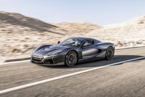 基于 NVIDIA DRIVE 打造的 Rimac AI 超级跑车亮相日内瓦车展