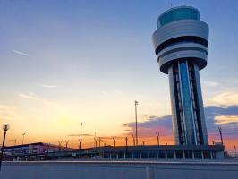 """赋能机场运行:AI或将""""淘汰""""飞机指挥塔"""