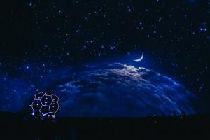 世界最大天文馆实现令人惊叹的10K分辨率