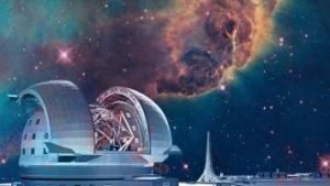 星球探秘:为何世界上最大的望远镜需要借助GPU?