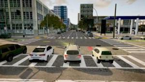 测试,再测试:VR 如何才能增加模拟自动驾驶汽车的里程数