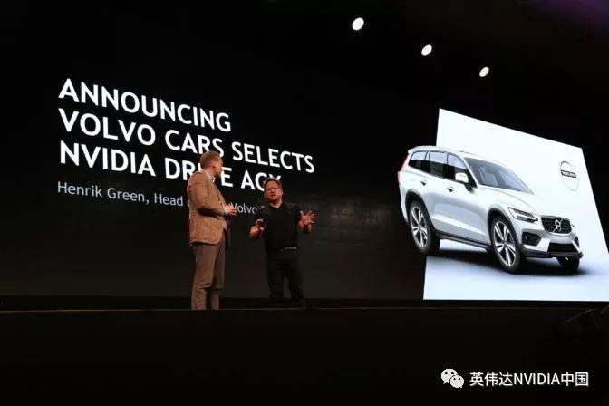 众多汽车制造商、供应商选择NVIDIA DRIVE AGX 构建自主驾驶未来