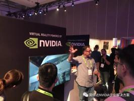探访展会现场的中国身影:NVIDIA合作伙伴展台强势吸睛
