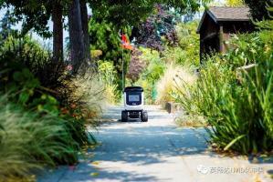 NVIDIA 助力Kiwi机器人实现食物配送服务