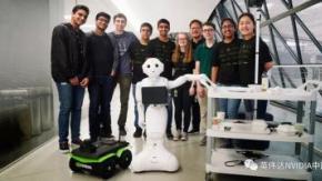 NVIDIA高中实习生钻研深度学习技术,化身机器人开发小能手