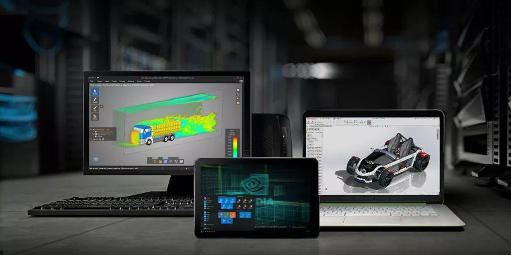 NVIDIA携最新NVIDIA vGPU解决方案亮相vFORUM 2018