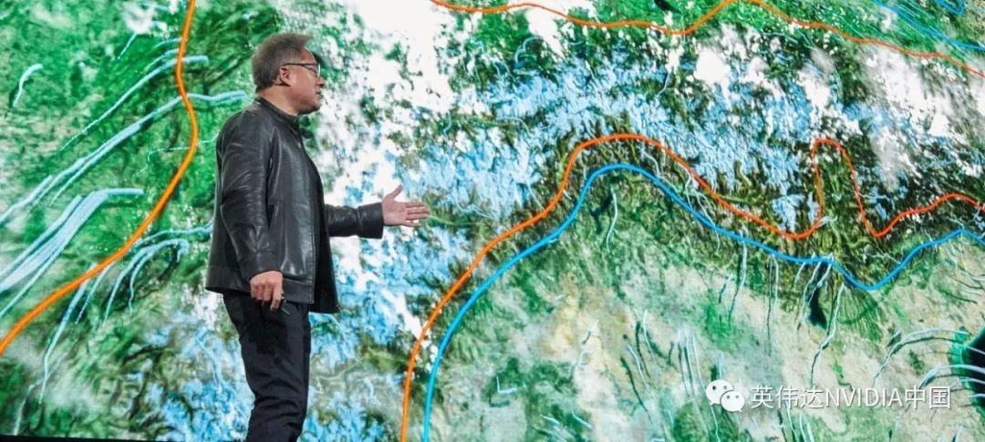黄仁勋在SC18大会演示如何在20分钟内预报两日天气