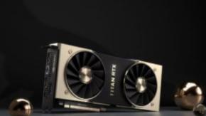 NVIDIA 宣布推出采用 Turing 架构的TITAN RTX GPU