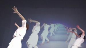 日本舞者与AI共舞