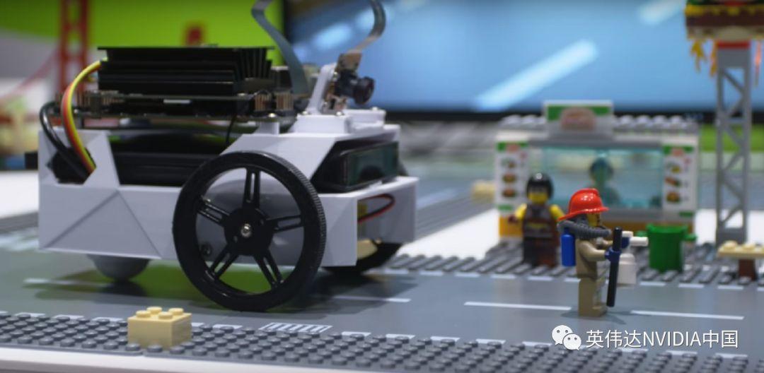基于Jetson Nano的自主机器人JetBot闪耀GTC