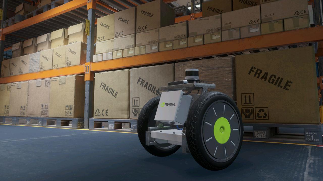 加速机器人:NVIDIA Isaac SDK 为自主机器引入现代 AI