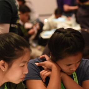 AI教育正在走进K12学生的家庭中