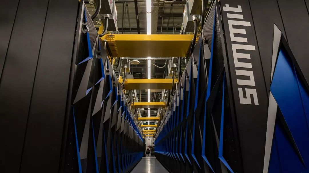 全球最快超级计算机性能提升3倍