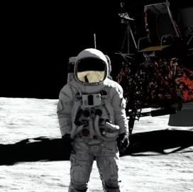 SIGGRAPH 19 | 体验月球漫步 NVIDIA RTX让与会者近距离体验阿波罗
