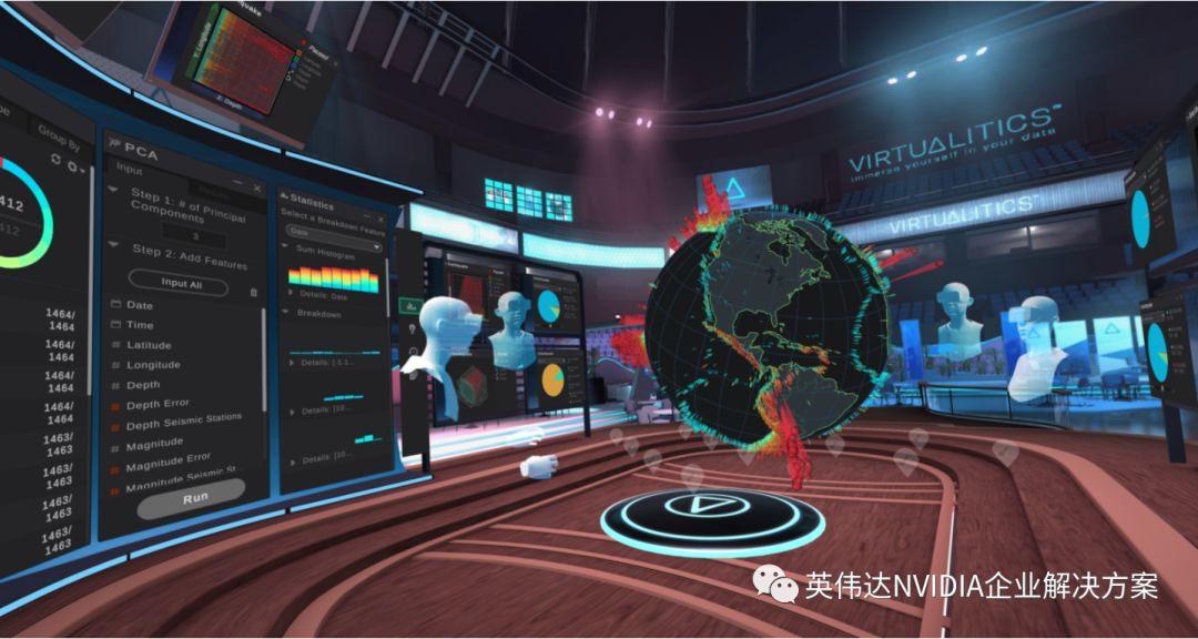 AI+VR,以更直观的方式诠释数据科学
