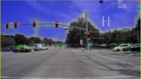 "NVIDIA DRIVE Labs特别版:真车上路测试,""神秘人物""出镜"