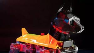 基于NVIDIA Jetson打造,这款训练有素的机器狗对主人唯命是从