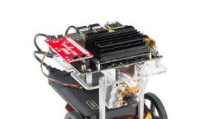 来为你的AI装备一个JetBot AI机器人套件吧