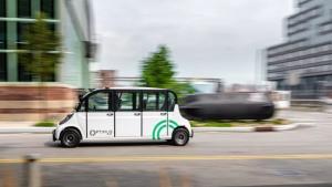 NVIDIA DRIVE助力Optimus Ride在纽约市部署首批自动驾驶汽车