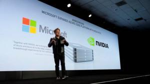 NVIDIA与微软宣布开展技术合作,共同探索智能边缘时代