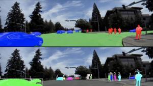 NVIDIA自动驾驶:像素级完美感知让自动驾驶汽车更好理解世界