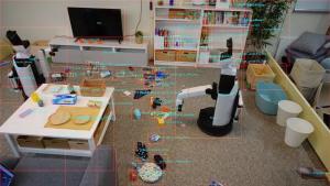 东京机器人公司解决清洁机器人两大障碍