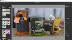NVIDIA RTX GPU提升Adobe软件家族性能