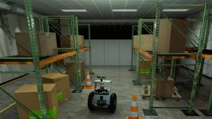 NVIDIA发新版Isaac软件 为机器人提供更新的AI感知和仿真功能