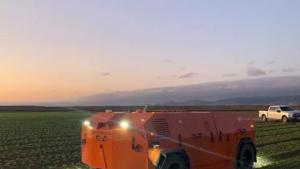 法国团队利用机器人实现农业可持续化