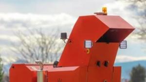 NVIDIA 助力 AI 初创公司开发除雪机器人