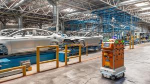 机器人崛起!MiR 公司 Go AI 团队帮助工厂机器人实现导航功能