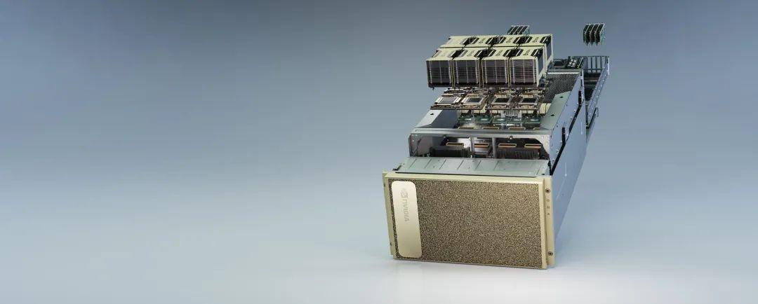 NVIDIA提供全球最先进AI系统NVIDIA DGX A100帮助对抗COVID-19