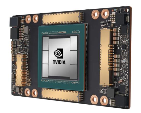 NVIDIA Ampere GPU火速登陆Google Cloud