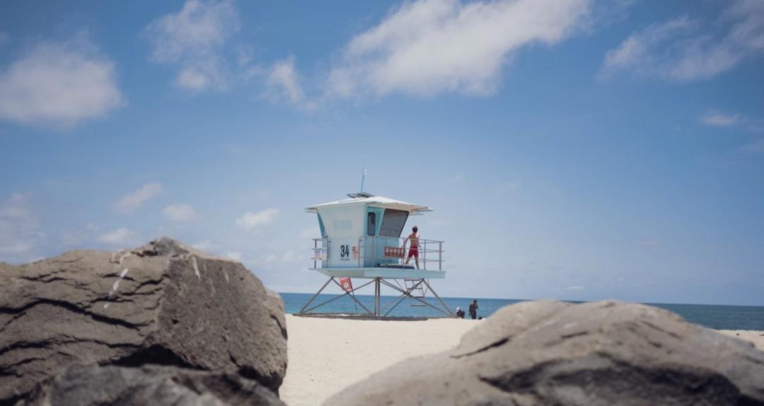 AI救生员   NVIDIA初创加速计划会员将AI应用于沙滩救援