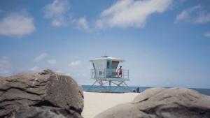 AI救生员 | NVIDIA初创加速计划会员将AI应用于沙滩救援