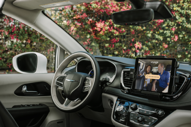 Voyage推出NVIDIA DRIVE驱动的救护车级自清洁自动驾驶汽车