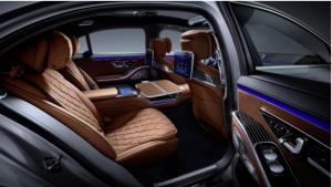 NVIDIA赋力全新梅赛德斯-奔驰S级运动型轿车新一代AI驾驶舱