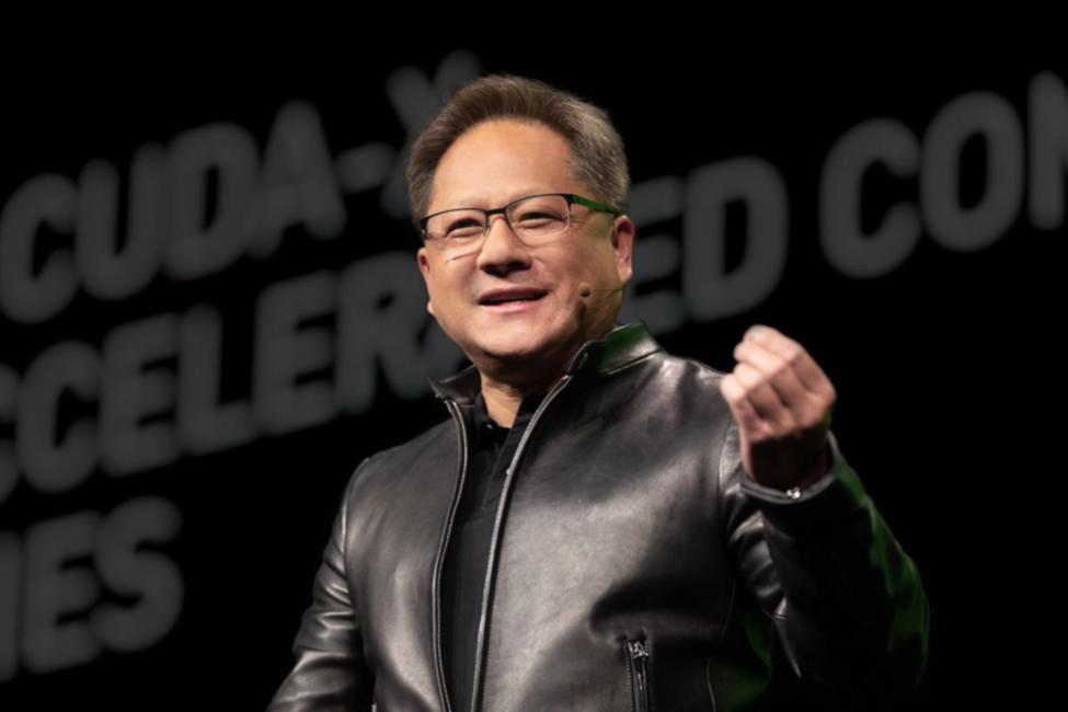 NVIDIA CEO黄仁勋对话软银集团CEO孙正义,共议AI未来发展