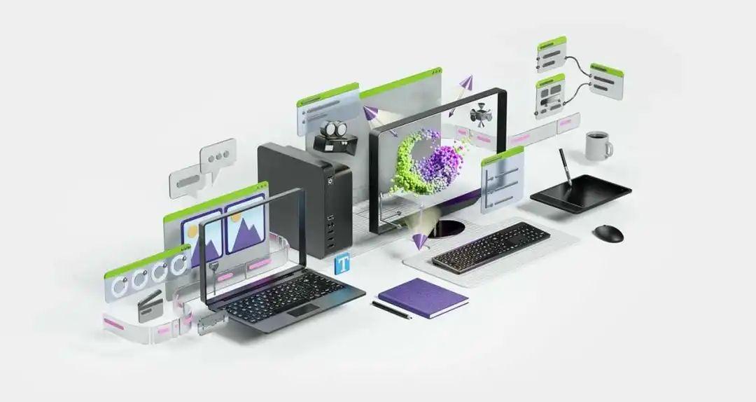 NVIDIA Studio全新发布,为居家和工作室创意人士提供支持