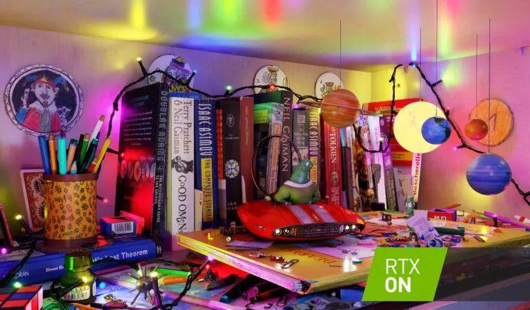 RTX Direct Illumination(RTXDI)助力实时渲染数百万束直射灯光