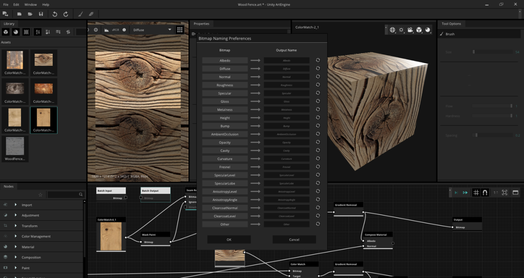 Unity ArtEngine借助NVIDIA GPU驱动的AI为艺术家加速模型纹理绘制
