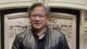 "NVIDIA CEO黄仁勋讲述""人工智能时代""愿景"