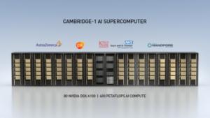 NVIDIA打造英国最强大的超级计算机 致力于医疗领域的AI研究