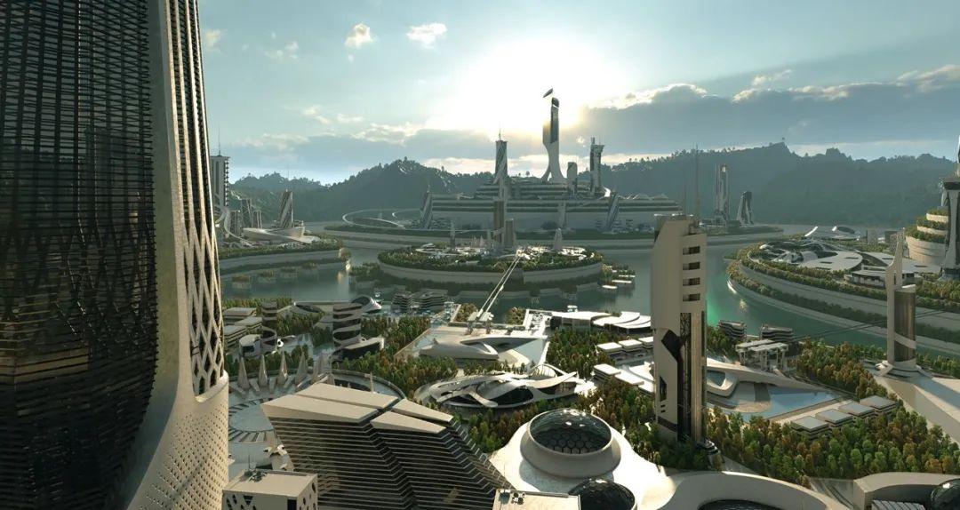 """NVIDIA和合作伙伴发出""""构建乌托邦""""设计与可视化挑战令"""