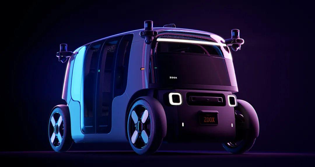 可持续和可落地:Zoox推出NVIDIA驱动的自动驾驶Robotaxi
