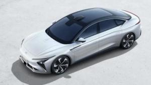 上汽集团发布搭载NVIDIA DRIVE Orin的电动汽车品牌