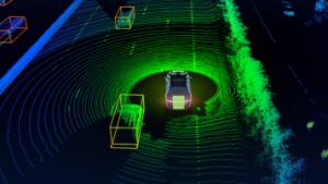 肩负重任:NVIDIA DRIVE赋能激光雷达传感器制造商