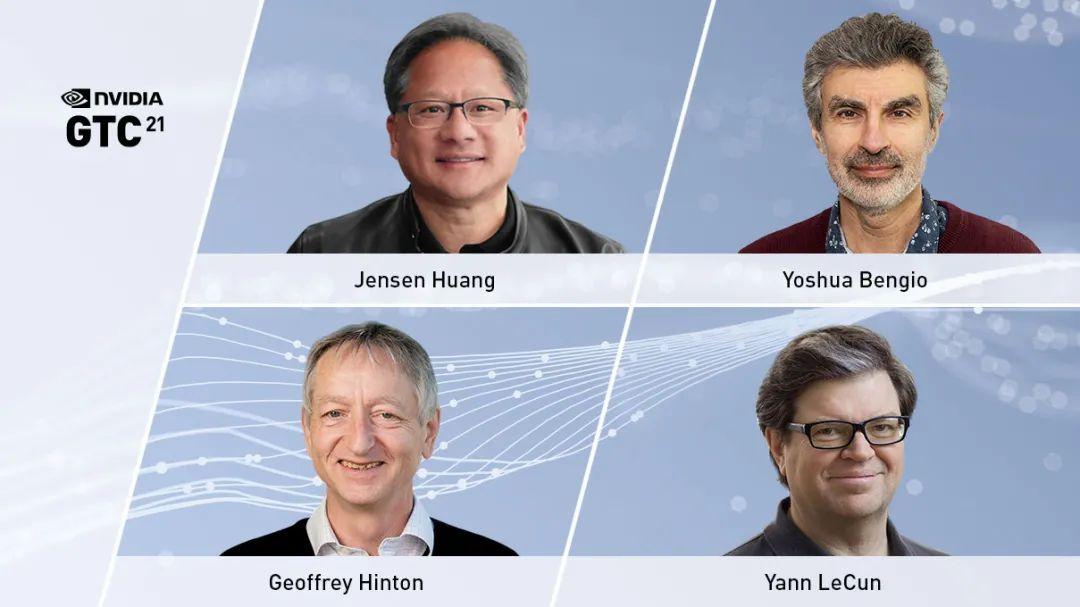 NVIDIA创始人兼首席执行官黄仁勋与人工智能先锋齐聚GTC21