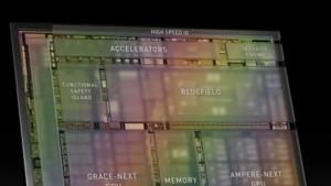 GTC21   汽车上的数据中心:NVIDIA推出DRIVE Atlan自动驾驶平台
